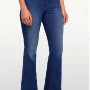NYDJ Farrah Flare Jeans Marrakesh Wash
